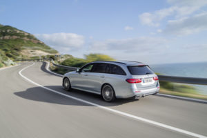 MY2017 E400 Wagon – Euro Spec Shown - Photo Credit © 2016 Mercedes-Benz USA